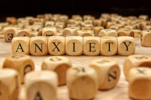 financial strongholds--anxiety