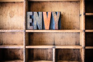 financial strongholds--envy