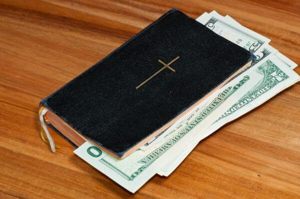 Financial Accountability in Church Administration - Crown