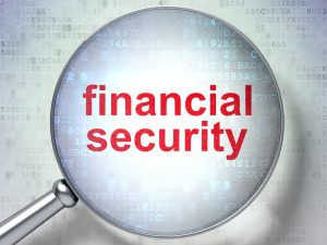 are you financially secure