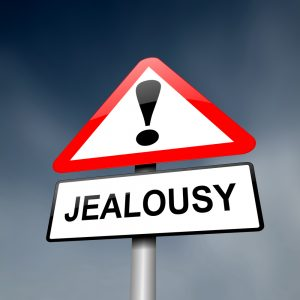 are you jealous of what others have