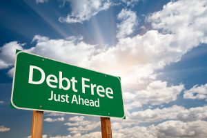 from drowning in debt to walking in freedom
