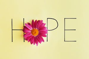 we are all motivated by hope