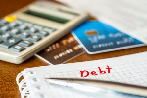 carrying a credit card balance is a no-no