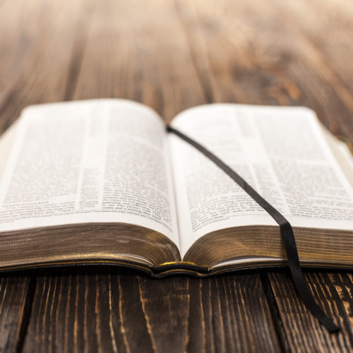 What the Bible Says About Saving