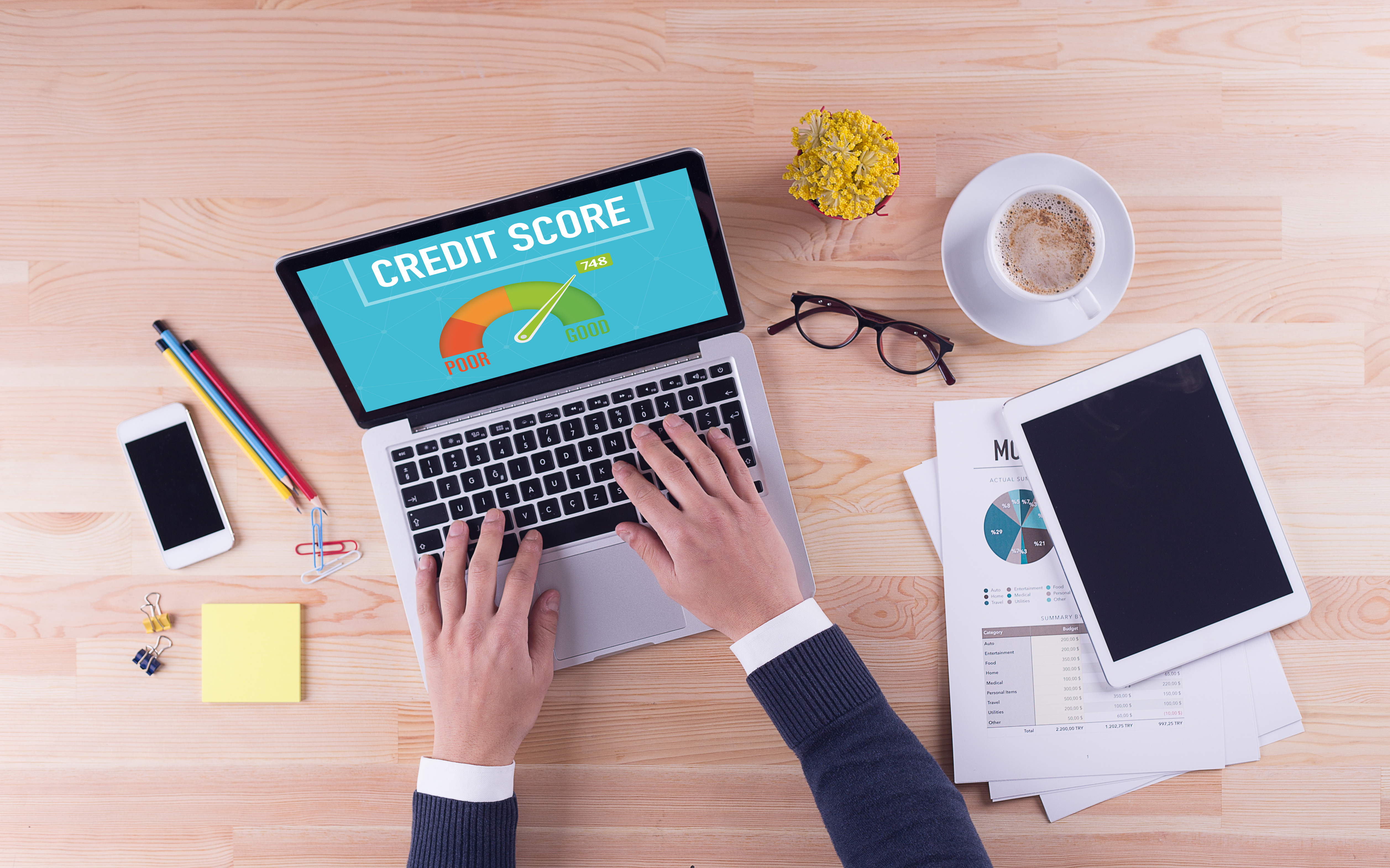 Here's What You Need to Know About Your Credit Score