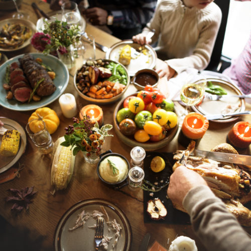 ways to save on thanksgiving meal