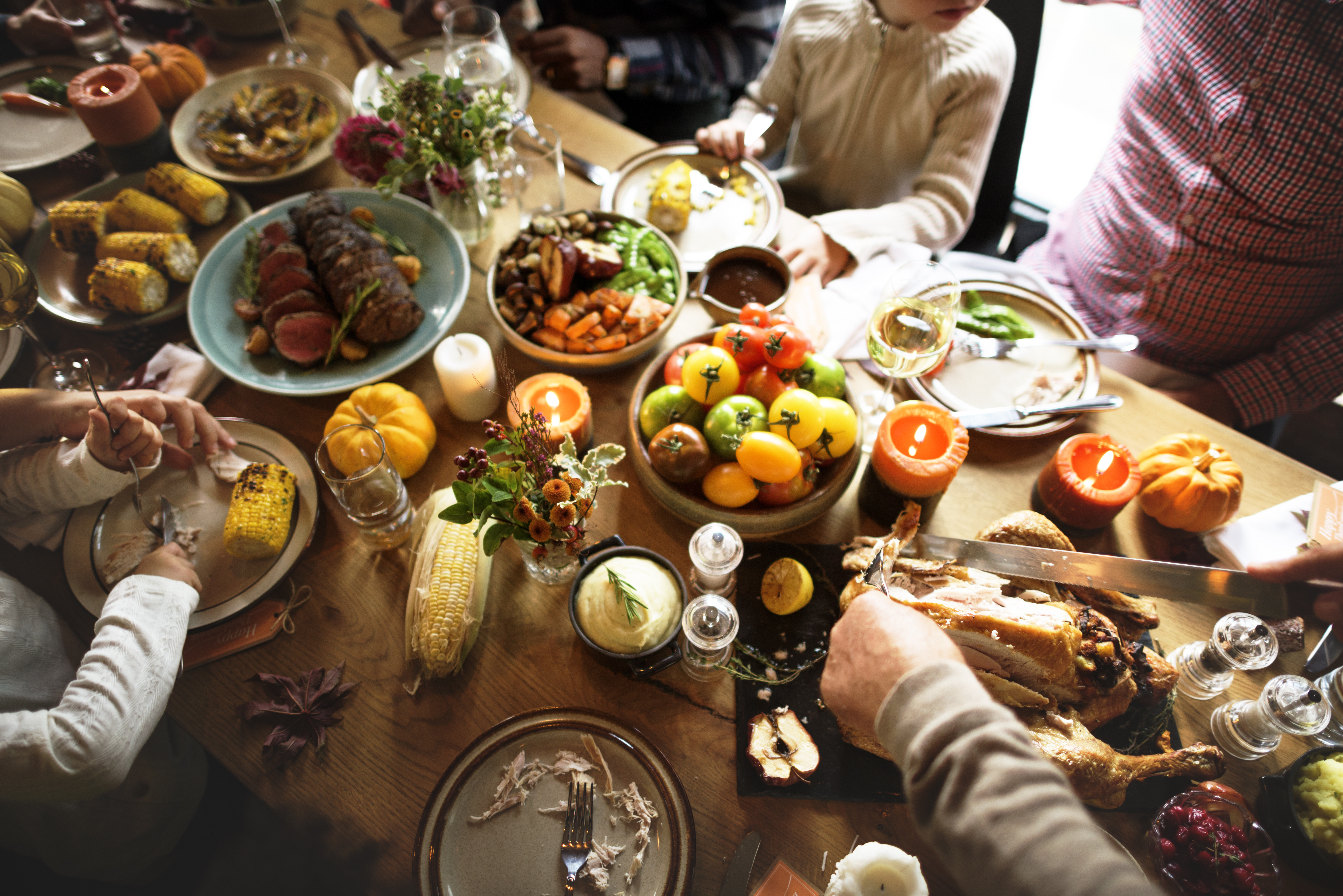 6 Ways to Save on Your Thanksgiving Meal