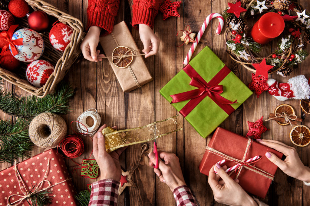 What to do when you and your spouse don't agree on christmas spending