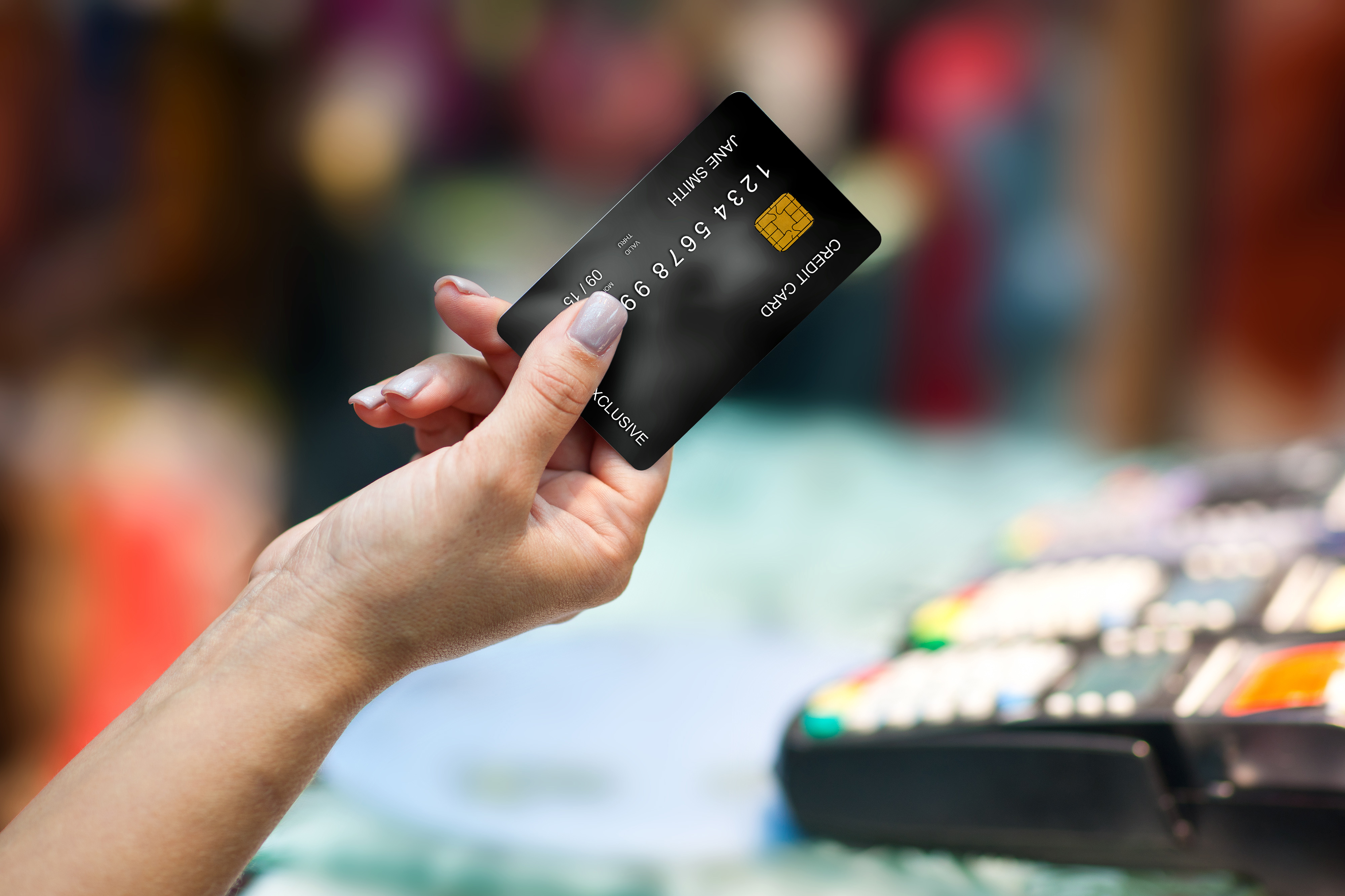 Why I Carry A Credit Card (And Why You May Want To, Also)