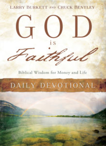 God is Faithful Daily Devotional