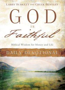 God is Faithful Daily Devotional