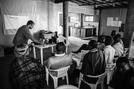 Stewardship Training in Mzuzu