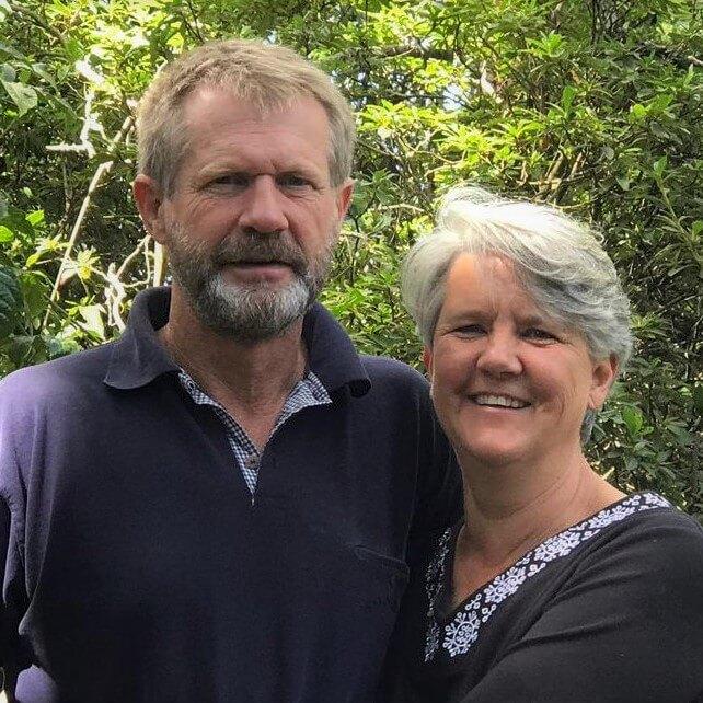 Mark and Ronel Beckett Crown Mzuzu, Malawi