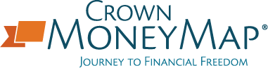Crown Money Map Logo