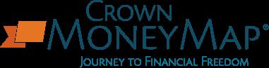 Crown Money Map Logo