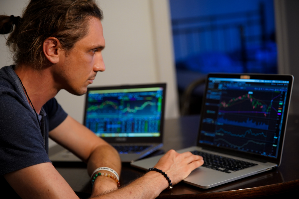 Chuck Bentley Answers: Is Day Trading a Bad Idea?